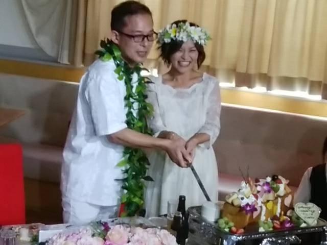 脇坂さん結婚式